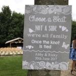 イギリス式結婚式にて〜パーティX5歳児=驚きの結果